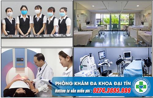 phòng khám nam khoa ở Bình Dương
