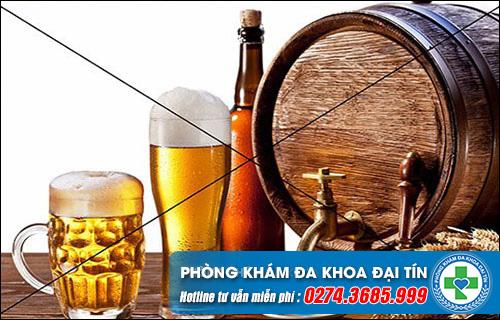 Thường xuyên sử dụng rượu bia sẽ làm tinh trùng suy giảm