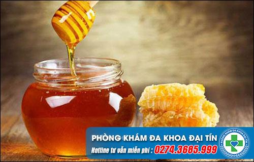 Các loại vitamin, protein và xanthophylle có trong mật ong rất lợi cho quá trình sinh tinh
