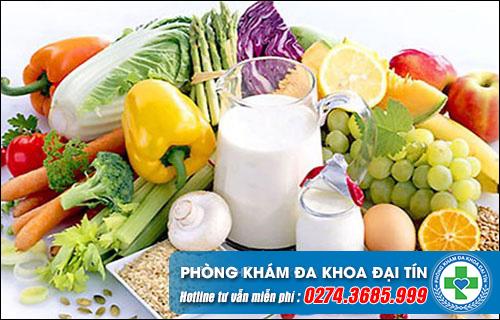Tăng cường bổ sung đầy đủ các chất dinh dưỡng cần thiết cho cơ thể